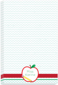 Apple Half II Notepad