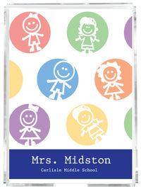Dots of Kids Memo Sheets