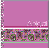 Lavender Paisley Journal | Notebook
