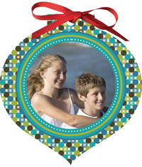 Circle of Joy Ornament Card