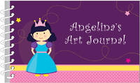 Princess Art Journal