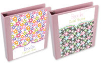Mod Flower Bursts Binder Insert Set
