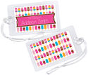Bright Popsicles Luggage Tag