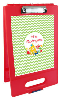 Stellar Teacher Clipboard Storage Case