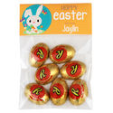 Bunny Love Easter Candy Bag Toppers