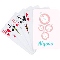 Compass Camp Playing Cards