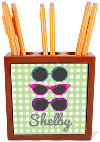 Cool Summer Shades Pencil and Pen Holder