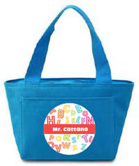 Alpha Party Insulated Tote