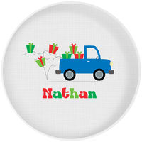 Gift Truck Plate