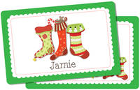 Holiday Stockings Placemat