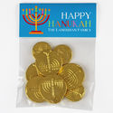 Happy Chanukah Candy Bag Toppers