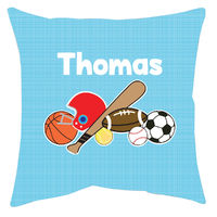 Just Sporty Accent Pillow