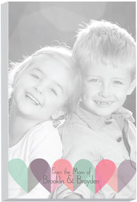 Heart Moments Photo Note Pad