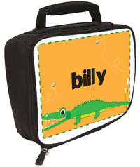 Alligator Chomp Lunch Box