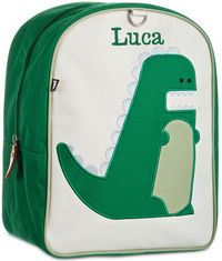 Dino Small Embroidered Backpack
