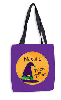 Witch Hat Treat Bag