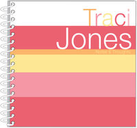 Bright Stripes Journal | Notebook