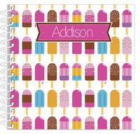Bright Popsicles Journal | Notebook