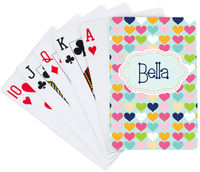 Plenty Hearts Playing Cards