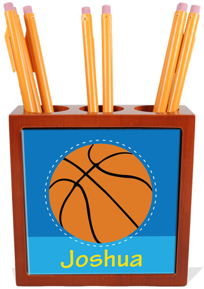 Basketball Pencil and Pen Holder