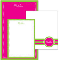 Green Fuchsia Pad Set
