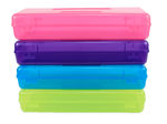 Bright Popsicles Large Pencil Case