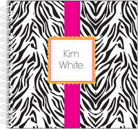 Hot Zebra Journal | Notebook