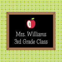 Chalkboard Sticker LB701