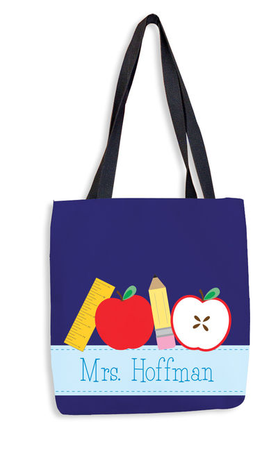 Extra School Supplies Tote Bag