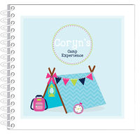 Camper Girl Journal | Notebook