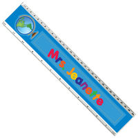 Teachers Change the World Acrylic Ruler