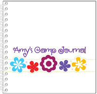 Flower Power Journal | Notebook