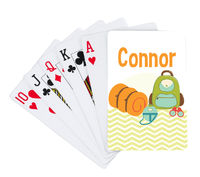 Camp Supplies Playing Cards
