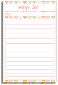 Preppy List Pad
