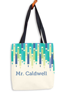 Cool Pencil Points Tote Bag