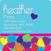 Bright Hearts Calling Card