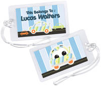 Little Buggy Luggage Tag