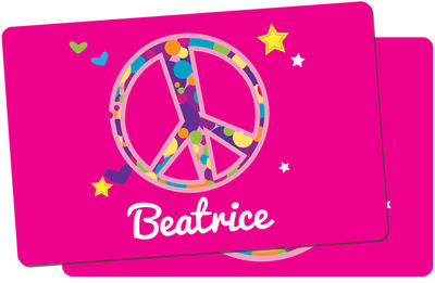 Bubble Peace Placemat