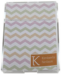 Colorful Chevron Memo Sheets