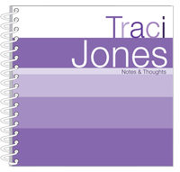 Lavender Color Block Journal | Notebook