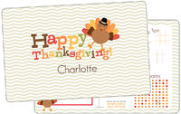 Happy Thanksgiving Dry Erase Placemat