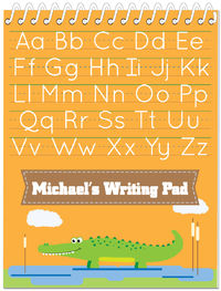 Alligator Penmanship Book