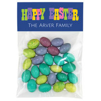 Happy Easter Candy Bag Toppers