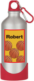 Basketball Fan Water Bottle