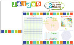 Banner One Dry Erase Placemat