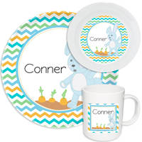 Carrot Boy Melamine Set
