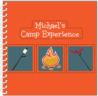 Camp Fire Roast Journal | Notebook