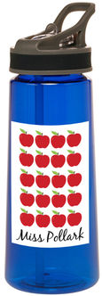 Ample Apples Water Bottle