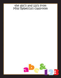 ABC123 Notepad