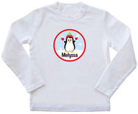 Penguin Girl Tee